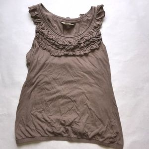 Anthropologie Tops - Anthropologie racer back tank ric rac